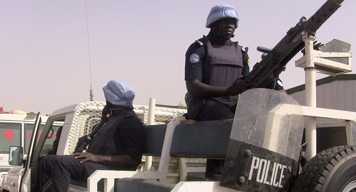 One peacekeeper killed, four injured in attack on UN mission convoy in Mali