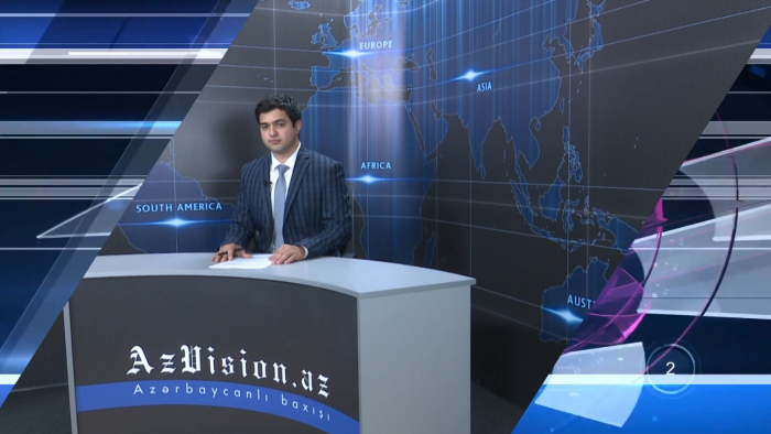 AzVision TV releases new edition of news in German for April 30 -  VIDEO