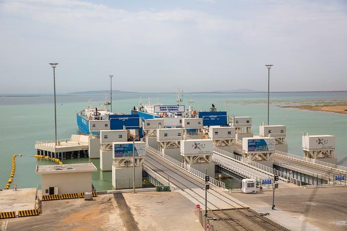 Bakı Limanında konteyner aşırılması 55 faiz artıb