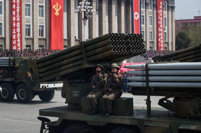 Le leader nord-coréen Kim Jong-un a supervisé le test d