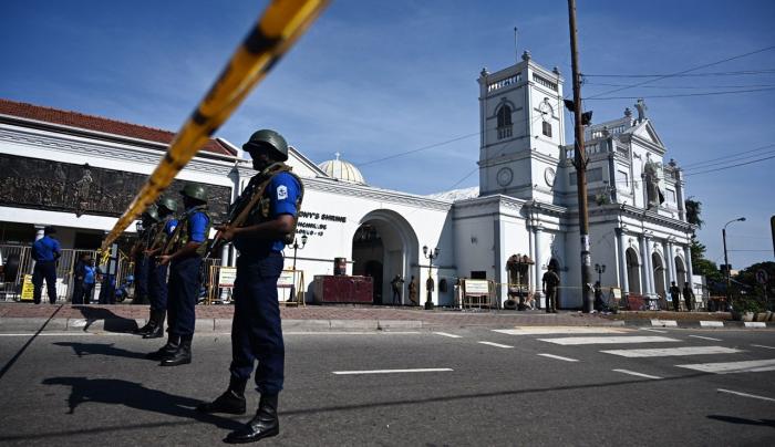 Sri Lanka:   87 détonateurs de bombes découverts dans une station de bus de Colombo