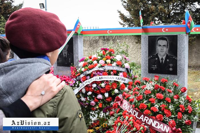 40 yaşında Muradına çatan polkovnik - VİDEO+FOTOLAR