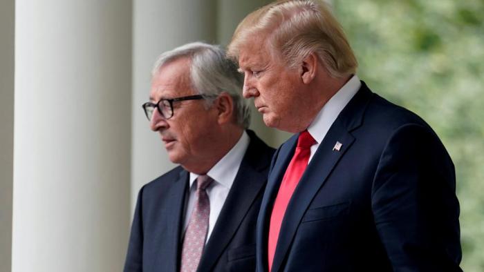 Europa lanza la negociación para un acuerdo comercial con EE.UU.