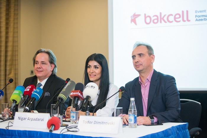 Formula 1 Azərbaycan Qran Prisinin ilk rəsmi dəstəkçisi bəlli oldu