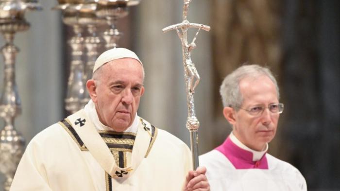 """Papst weiht die """"Heiligen Öle"""" im Petersdom"""
