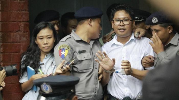 Oberster Gerichtshof weist Berufung von Reuters-Journalisten ab