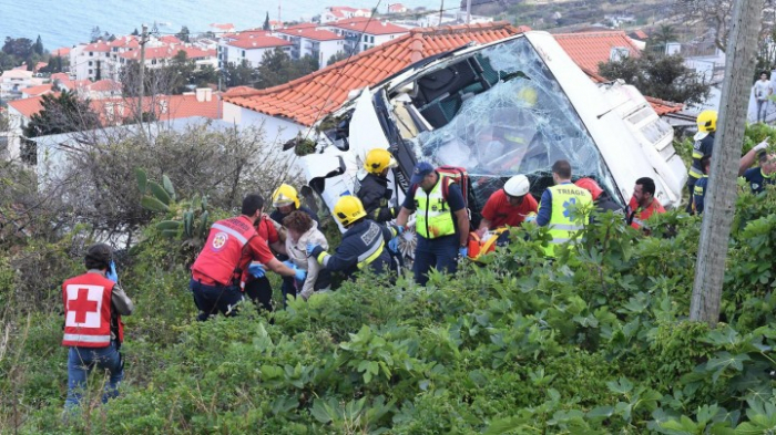 29 Tote bei Busunglück