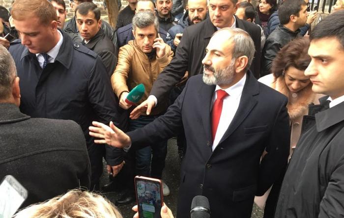 """Paşinyan yenə Qarabağdan danışdı: """"Tonoyanı işdən qovardım..."""""""
