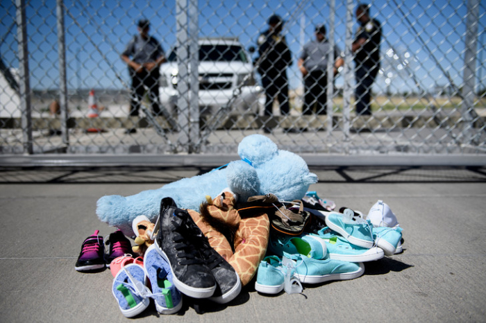 Mexique:   des centaines de migrants s