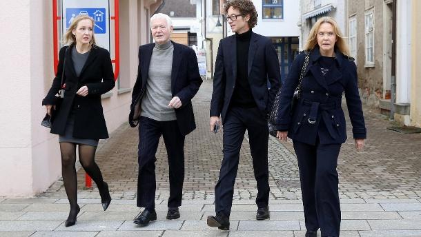 Kinder von Anton Schlecker müssen ins Gefängnis