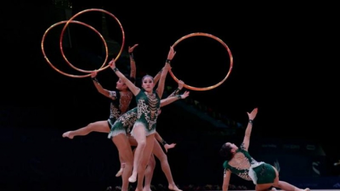 Azerbaijani athletes to compete at FIG Rhythmic Gymnastics World Cup in Italy