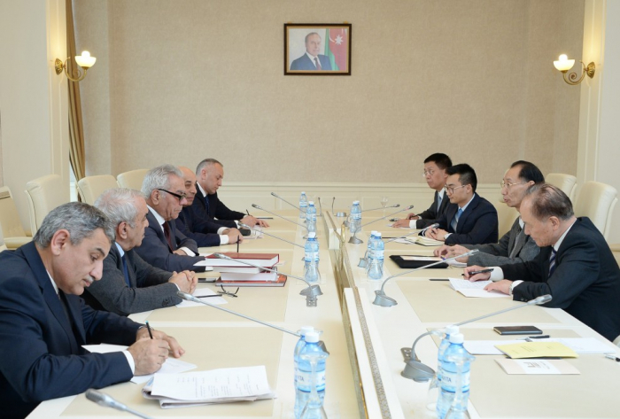 """China is one of the largest economic partners of Azerbaijan"""