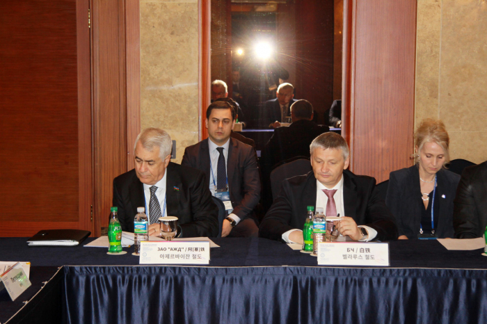 Azerbaijan takes part in Conference of Directors General of Railways