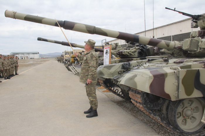 Weapons and military equipment to be used in the Azerbaijan-Turkey joint exercises were reviewed -   VIDEO, PHOTOS