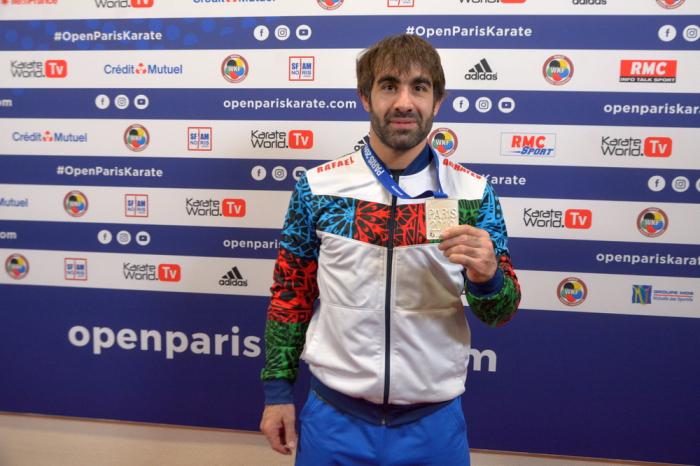 Rafael Ağayev Mərakeşdə bürünc medal qazanıb