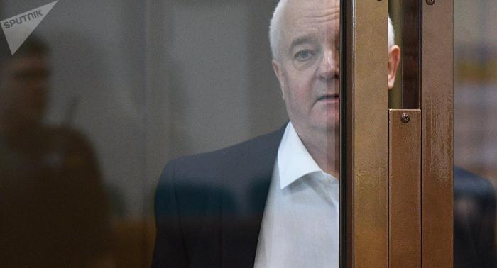 Tribunal de Moscú condena a 14 años de prisión al noruego Frode Berg, acusado de espionaje
