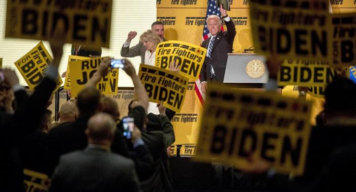 """It Will Be Nasty"" - Trump Welcomes Biden in Presidential Race"