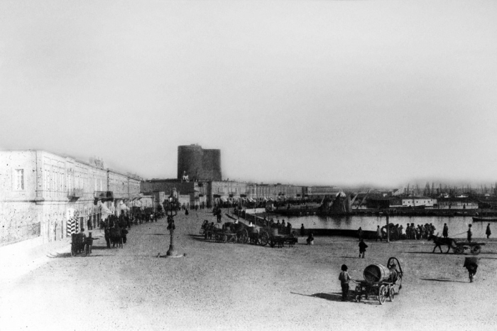 Bulevar Litoral de Azerbaiyán cumple su 110 aniversario