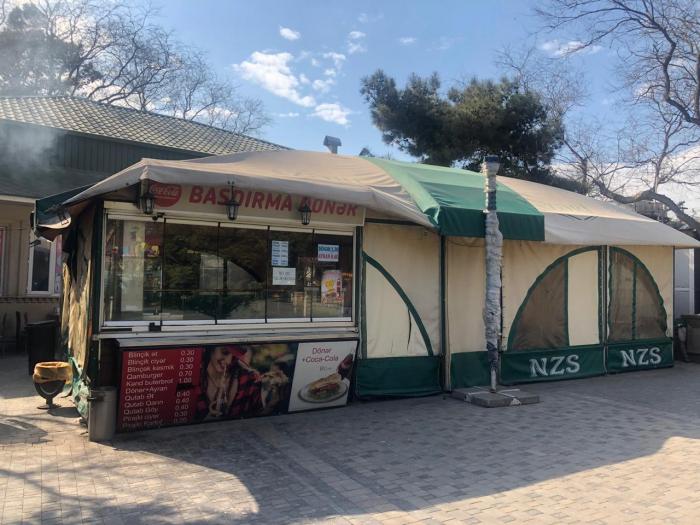 AQTA Bakıda restoranı bağladı - FOTOLAR