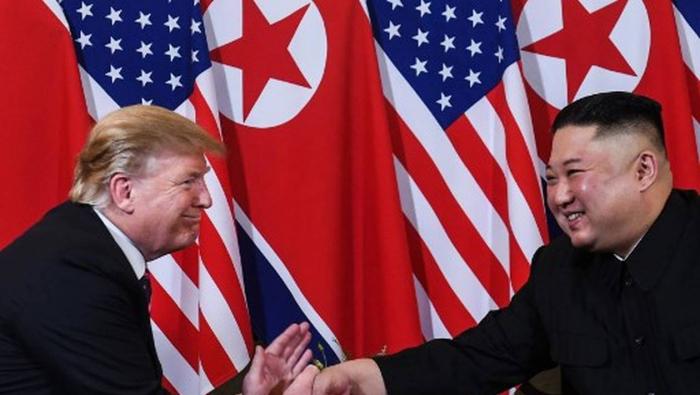 Kim Jong Un favorable à un troisième sommet avec Trump