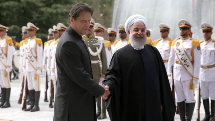 Iran und Pakistan bilden gemeinsame Einsatztruppe