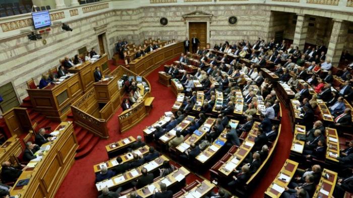 Parlament debattiert über Reparationsforderungen an Deutschland