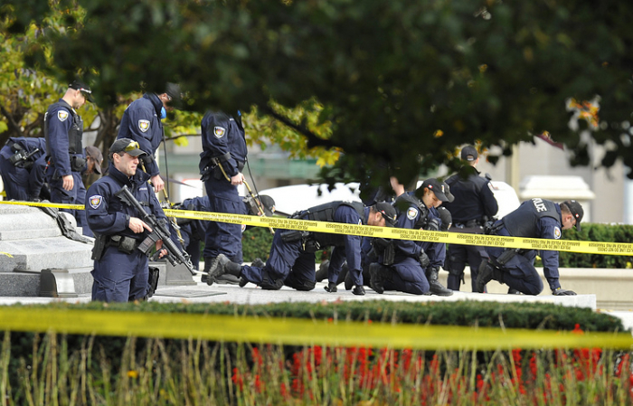 1 killed in Canada shooting