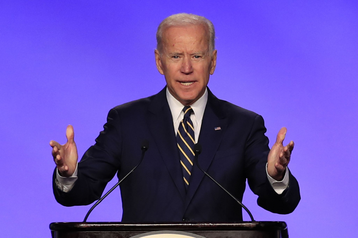 Joe Biden announces his candidacy for president