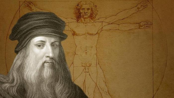 Leonardo da Vinci soll beidhändig gewesen sein