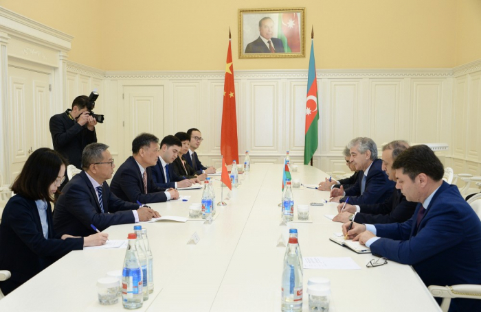 Azerbaijan, China sign agreement on technical assistance