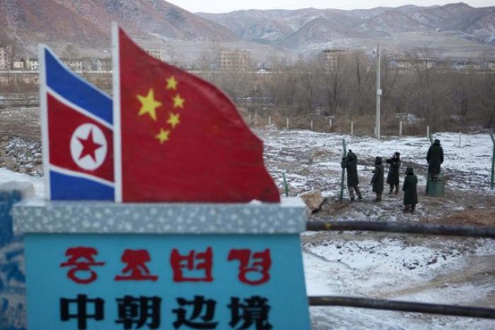 Chine: la Corée du Nord présente au sommet des Routes de la Soie