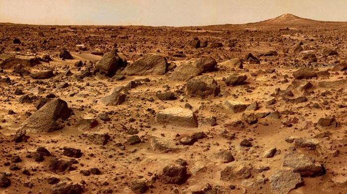 Le robot InSight a détecté des tremblements de terre sur Mars