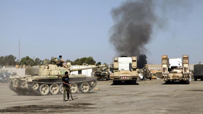 Le bilan des combats aux abords de Tripoli dépasse les 200 morts