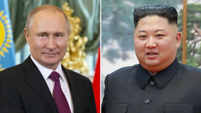 Rencontre entre Kim Jong-un et Poutine jeudi