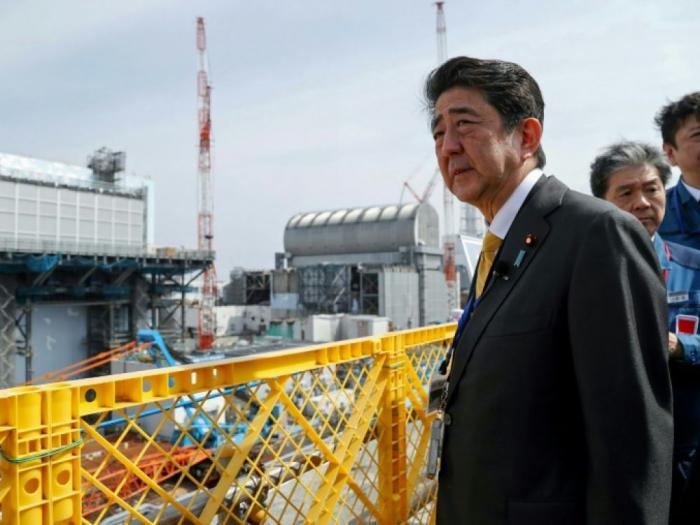 Fukushima: début d