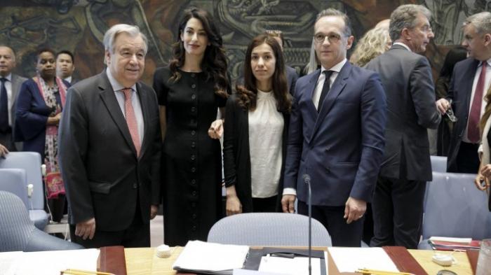 Resolution gegen sexuelle Gewalt verabschiedet