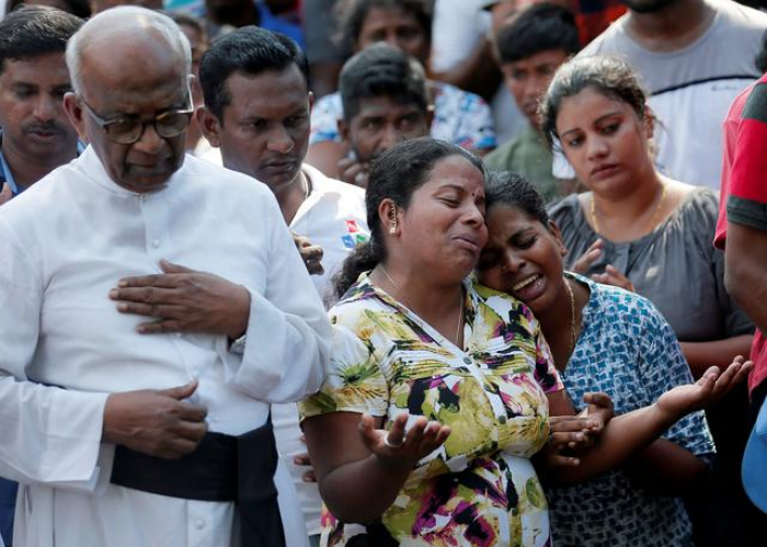 Sri Lanka told of extremist network months before blasts – sources
