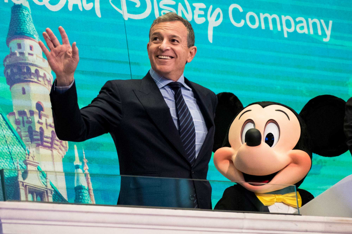 Disney CEO says he will resign in 2021