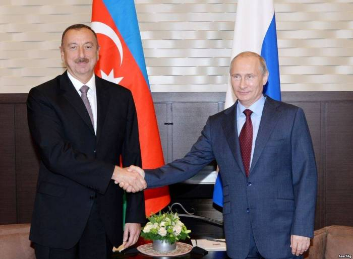 Ilham Aliyev rencontrera Poutine à Pékin
