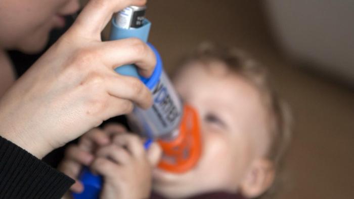 Vier Millionen Kinder weltweit erkranken jährlich an Asthma