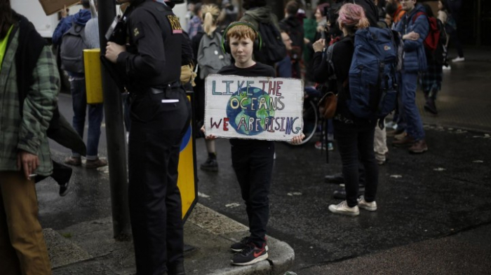 Klimaaktivisten lösen Protestlager auf