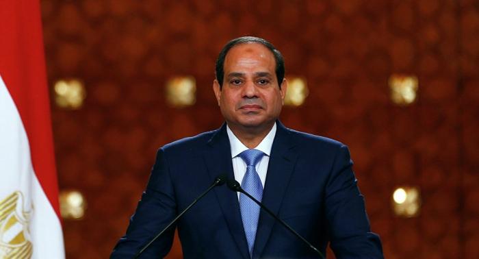 El presidente de Egipto extiende el estado de excepción por otros tres meses