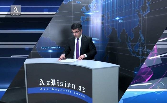 AzVision Nachrichten: Alman dilində günün əsas xəbərləri (29 aprel) - VİDEO