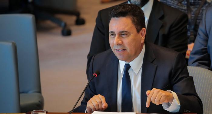 Embajador ante la ONU  : la guerra de EEUU contra Venezuela está en desarrollo