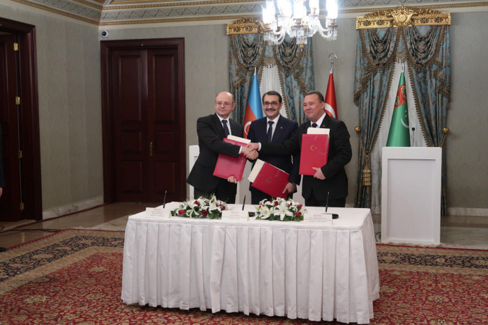 Azerbaijan, Turkmenistan, Turkey to cooperate in alternative energy