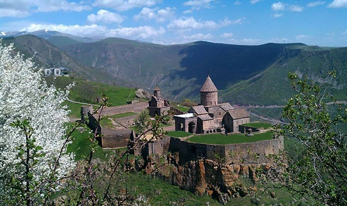 Azerbaijani monuments in Armenian captivity -  Kalbajar Region