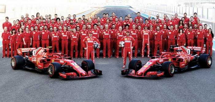 Vettel y Leclerc preparan la ofensiva para el Gran Premio de Azerbaiyán