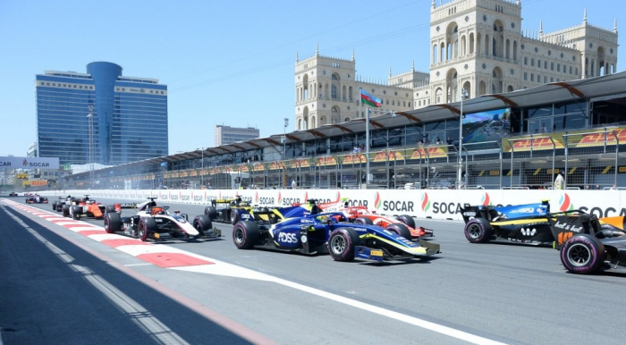 Formula 1 SOCAR Azerbaijan Grand PRIX 2019 kicks off in Baku