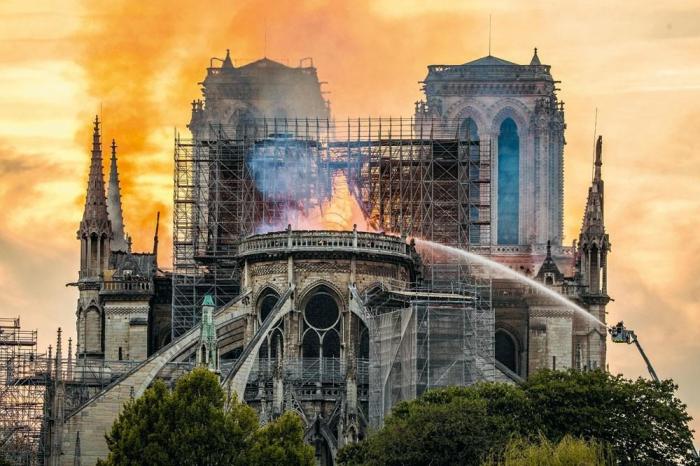 Notre-Dame:   plus de 400 millions d