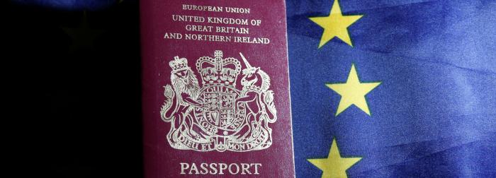 """Les nouveaux passeports britanniques abandonnent la mention """"Union européenne"""""""